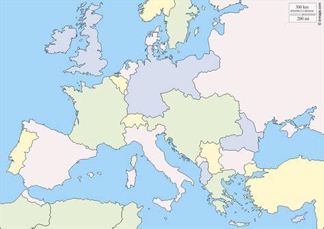 map de l europe carte g 233 ographique de l europe en 1914