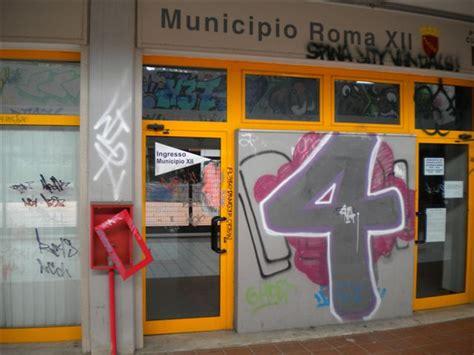 sedi asl roma municipio xii degrado sede di largo niccol 242 cannella