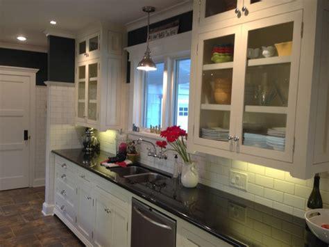 houzz galley kitchen designs sonoma farmhouse galley kitchen