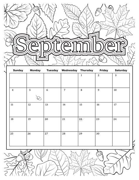 september 2018 calendar printable template with holidays pdf usa uk