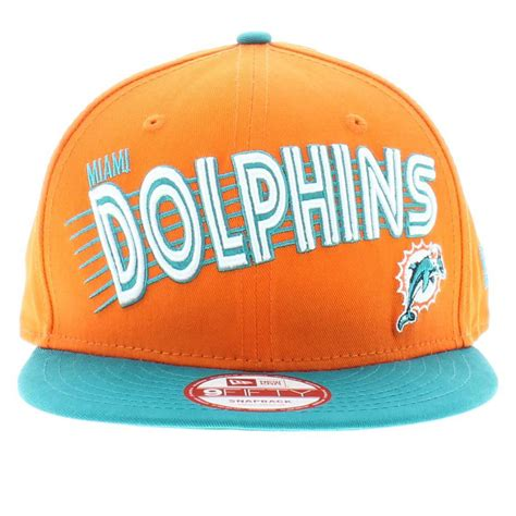 miami dolphin colors miami dolphins team colors the team swoop snapback 950