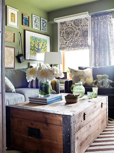 Living Room Into Bedroom Ideas A Sleeping Space Solution Hgtv