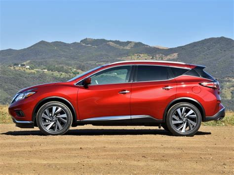 Nissan Murano Ratings by Ratings And Review 2016 Nissan Murano Platinum Ny Daily