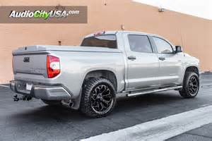 20 Toyota Tundra Wheels 2016 Toyota Tundra 20 Fuel Wheels Assault D576 Gloss