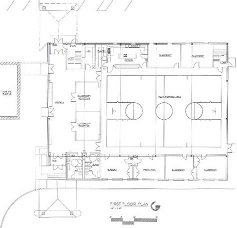 family life center floor plans religious