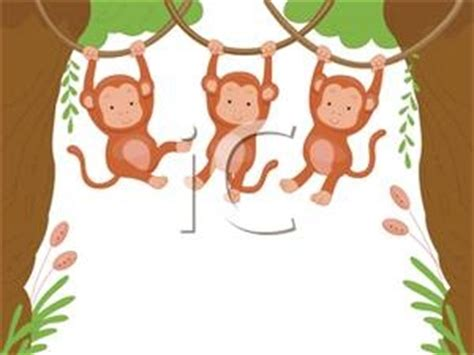 Monkey Swinging In A Tree Clipart Clipartsgram Com