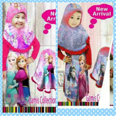Kerudung Anak Anak Frozen gamis anak frozen black hairstyle and haircuts