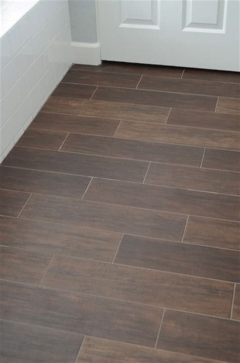 Ideas For Porcelain Wood Tiles Design Flooring Ideas