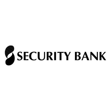 security bank vector logo vector libre descarga gratuita