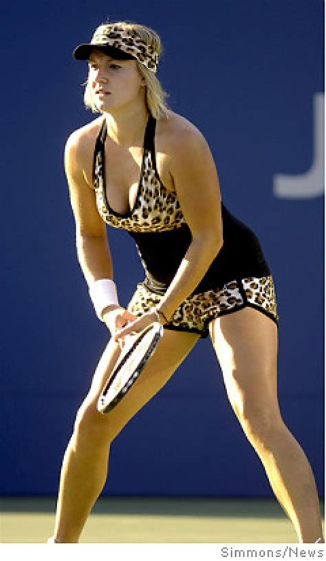 women of sports revealing photos women s tennis too appealing ny daily news