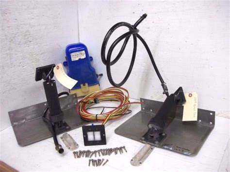 boat trim tab hose buy boat leveler trim tabs 12 quot x 8 quot cylinders screws hose