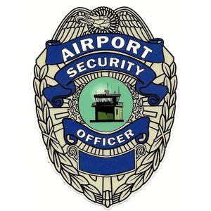 Airport Badge Background Check Airport Security Occupational Stickers And Magnets Personalchecksusa