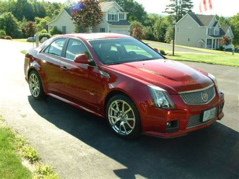 all car manuals free 2009 cadillac cts v parking system find used 2009 cadillac cts v sedan very rare 6 spd manual 19 4k miles in franklin new