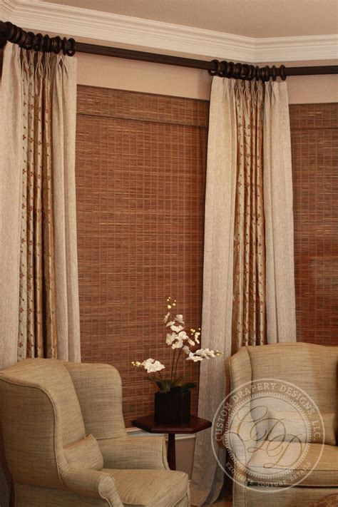 custom drapery designs llc 30 best window treatments images on pinterest curtains