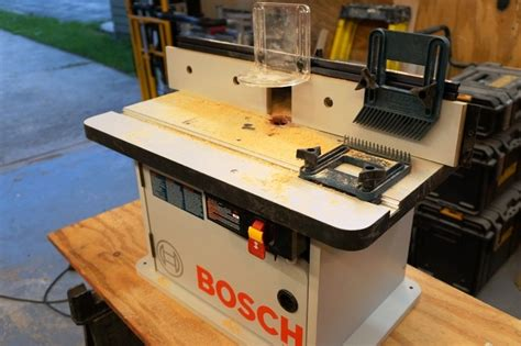 bosch router table ra1171 plunge routers router tables reviews