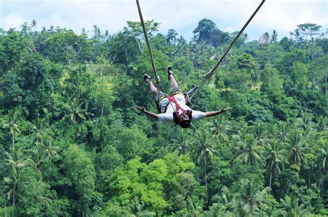 Swing Bali by Jam Buka Lokasi Dan Harga Tiket Masuk Bali Swing Bongkasa