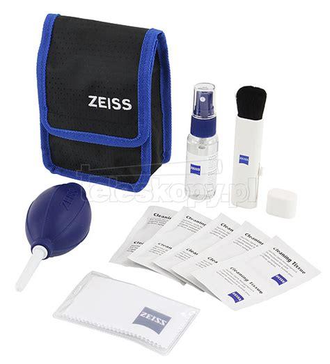 Zeiss Cleaning Set zestaw akcesori 243 w do czyszczenia optyki zeiss