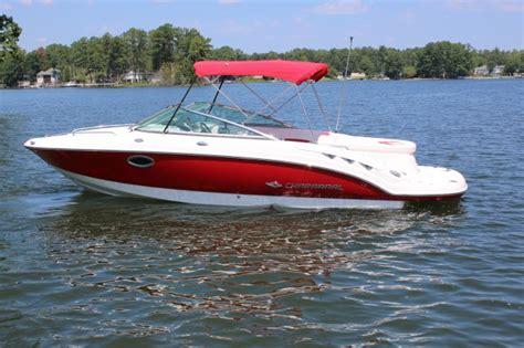 chaparral  sunesta boats  sale