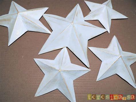 como hacer estrellas de navidad c 243 mo hacer estrellas para navidad manualidades