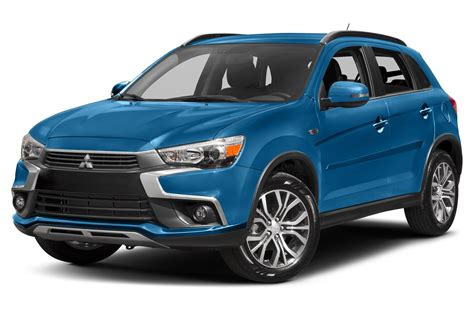 mitsubishi outlander sport 2016 2016 mitsubishi outlander sport shows its new nose autoblog