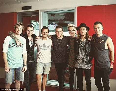 mcbusteds dougie poynter says he doesn t mind supporting mcbusteds dougie poynter says he doesn t mind supporting