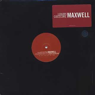 cococure maxwell maxwell luxury cococure 12inch columbia 中古レコード通販 大阪
