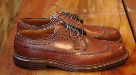 Almost Casual Formal Longwing business casual basics part iii shoes from squalor to