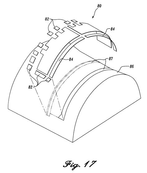 Wedges Rin 777 patent us6173807 engine nacelle acoustic panel with