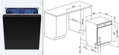 Ikea Lavatrice Incasso by Lavastoviglie Da Incasso Come Installarle