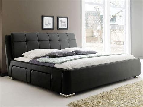 Bett Platzierung Im Schlafzimmer by Moderne Polsterbetten Aequivalere