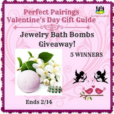 Gift Guide Bath And Edition by God S Growing Garden Jewelry Bath Bombs Giveaway