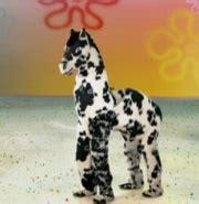george  zebra  spongepedia  biggest spongebob wiki   world