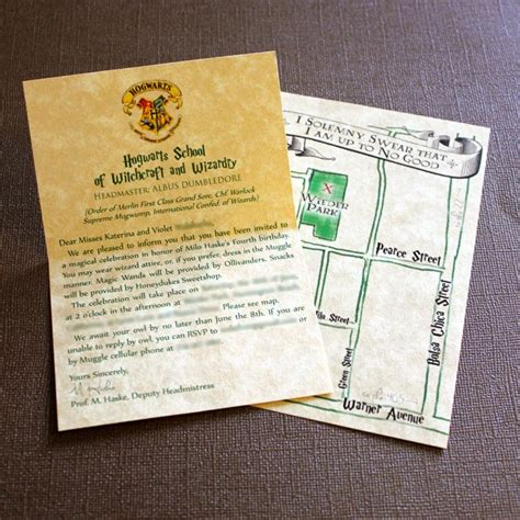 hp invitation templates owl invitations to milo s harry potter harry