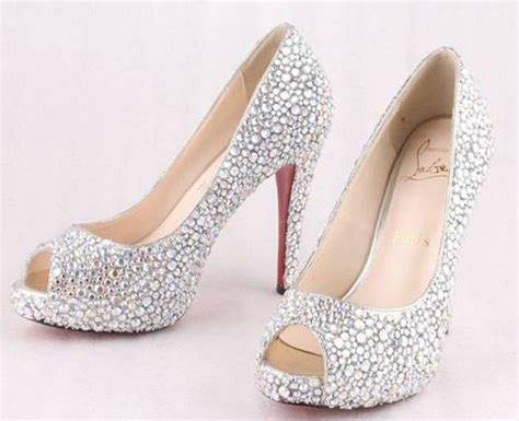 Designer Bridal Shoes by Best Designer Christian Louboutin Wedding Shoes