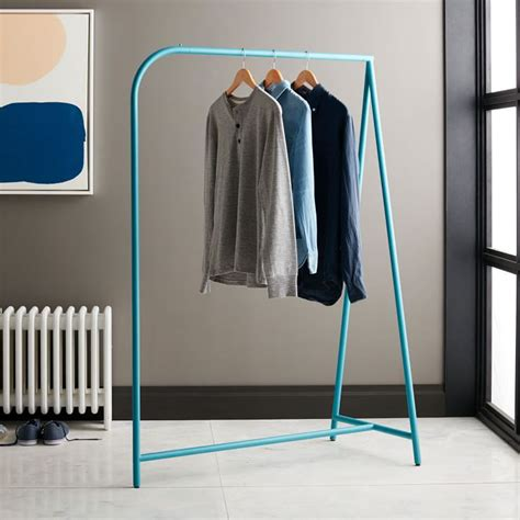 Wardrobe Clothes Rack by How To Display Your Capsule Wardrobe