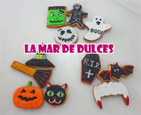 imagenes galletas halloween galletas halloween dulces artesanales sevilla comida