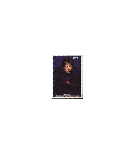 Calendrier De 1990 Calendrier 1990 La Cote Miniparfum