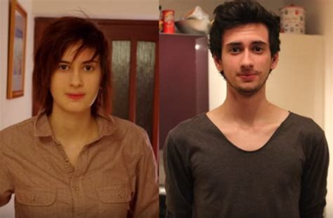 transgender before and after transgender man jamie raines took selfie every day for 3