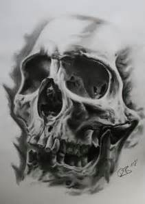 skull tattoo drawing jpg 575 807 crazy tattoo s