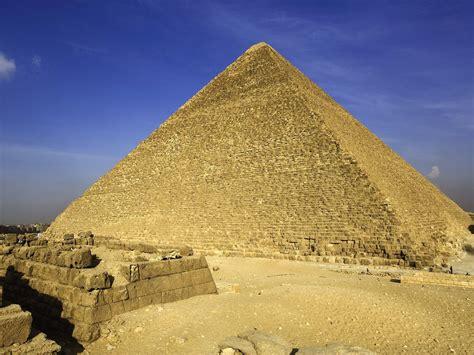 Piramid Putih 17 keajaiban dunia yang paling menakjubkan sepanjang