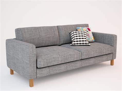 ikea karlstad loveseat 3d ikea karlstad sofa seat