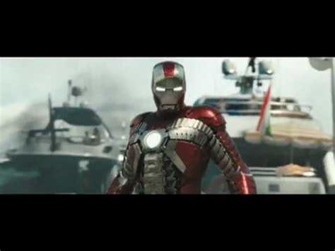 iron man trailer en espanol youtube