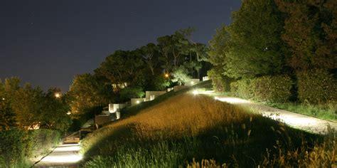 illuminazione parchi restauro e illuminazione parco pincio di ancona archisal