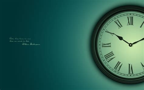 clock wallpapers hd wallpapers id