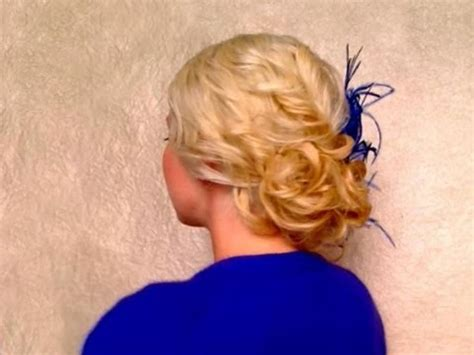 hairstyles to do at home for medium hair easy curly hairstyles to do at home http davepcguy com