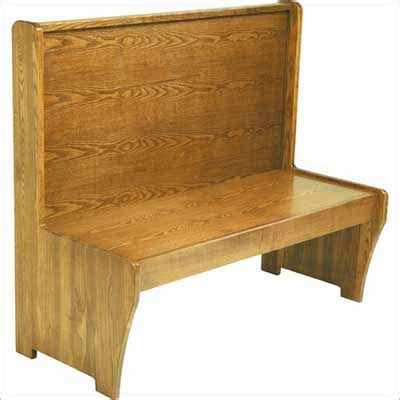 booth bench seating ats single wood restaurant booth aws 48c