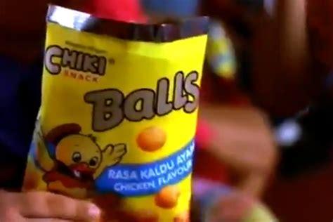 Chiki Balls Rasa Keju 10pcs nostalgia iklan jadul chiki balls money id
