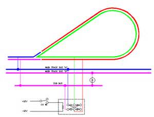 the quot new quot jjj e wiring loops on a dcc layout