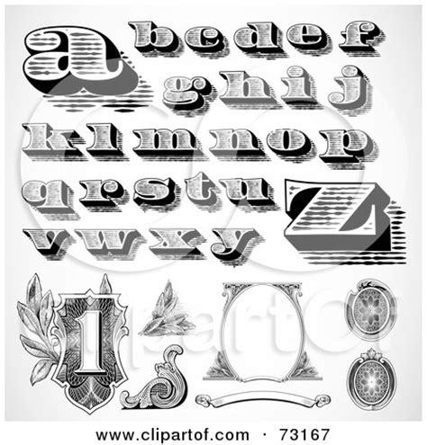 printable alphabet money royalty free rf clipart illustration of a digital