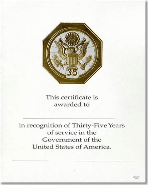 employee recognition certificate templates free copy years of